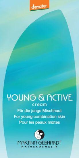 Obrazek  Krem Young and Active - cera młoda mieszana 2 ml