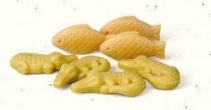 Obrazek Mydełko-RYBKA o zapachu gardenii