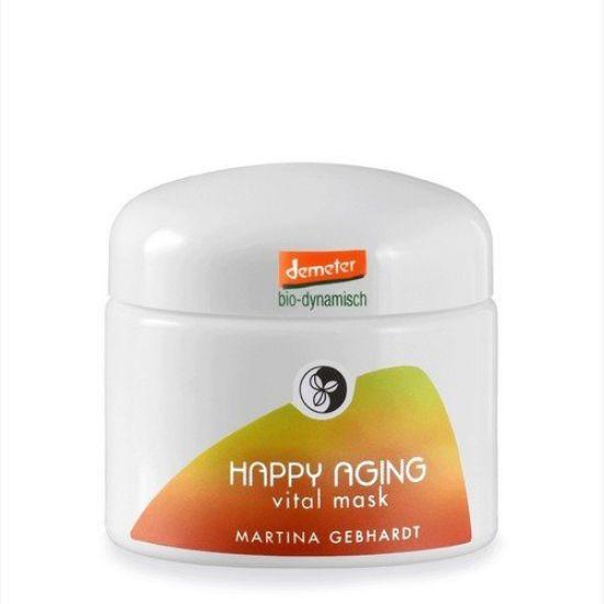 Obrazek Maseczka HAPPY AGING - cera dojrzała 50 ml
