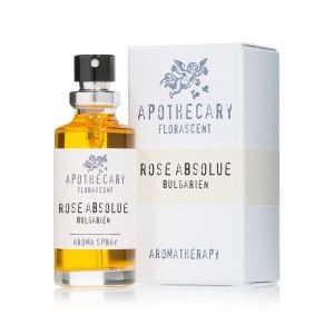 Obrazek Apothecary Aromatherapy Spray RÓŻA (absolut) 15 ml