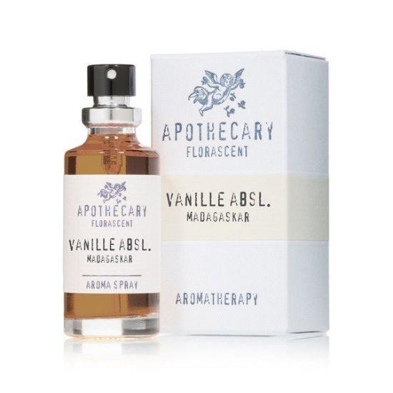 Obrazek Apothecary Aromatherapy Spray WANILIA absolut 15ml