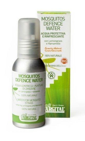 Obrazek Argital Spray ochronny na komary z trawą cytrynową