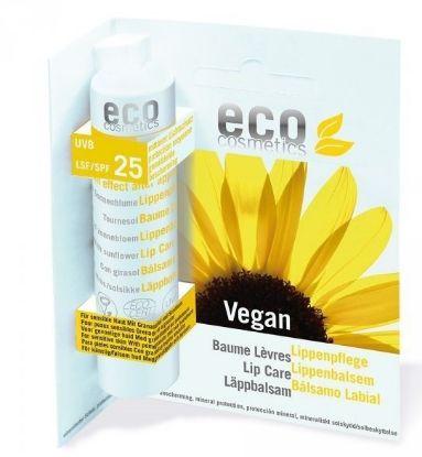 Obrazek Balsam do ust w sztyfcie SPF 25 vegan