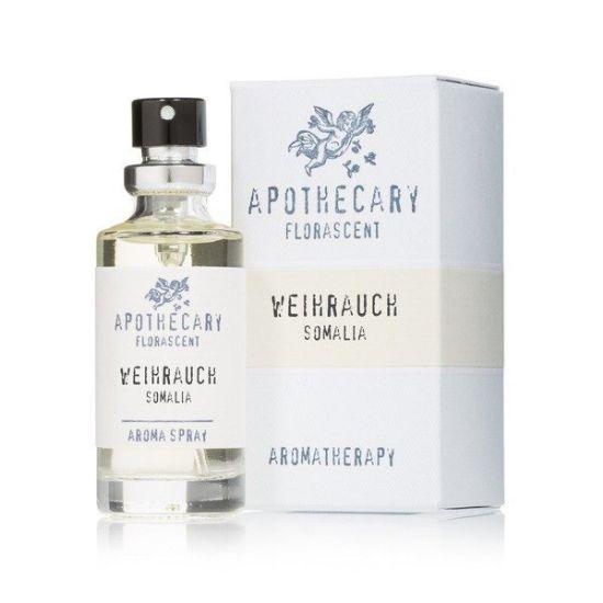 Obrazek APOTHECARY Aromatherapy Spray KADZIDŁO 15 ml