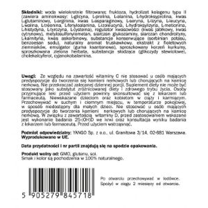 Obrazek Kolagen na stawy - 500 ml