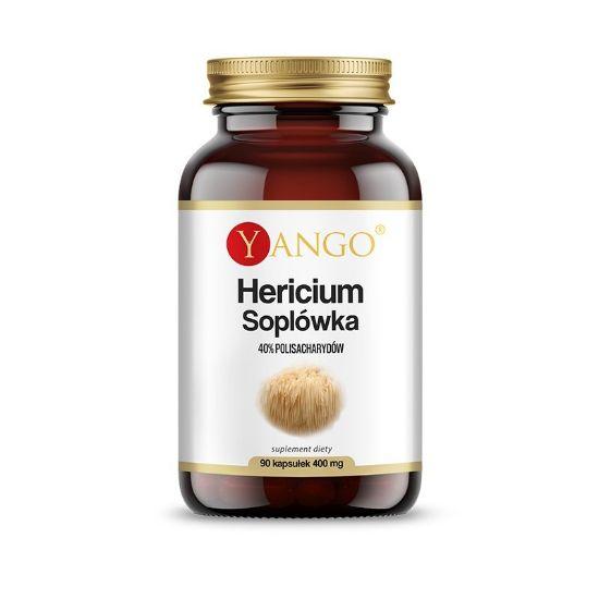 Obrazek Hericium - 90 kapsułek